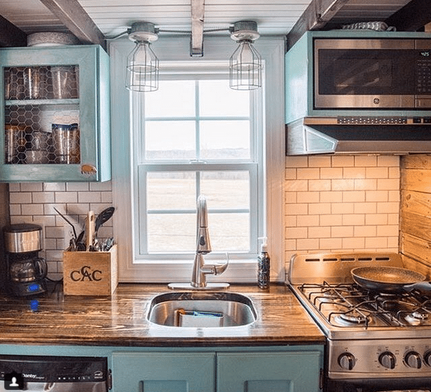 The 11 Tiny House Kitchens That Ll Make