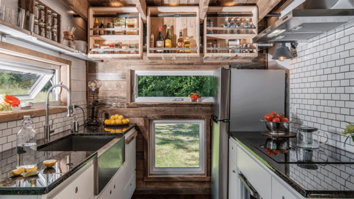 The 11 Tiny House Kitchens That\u0027ll Make You Rethink Big Kitchens