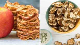 Snack Smarter with These 12 Homemade Fruit and Vegetable Chips
