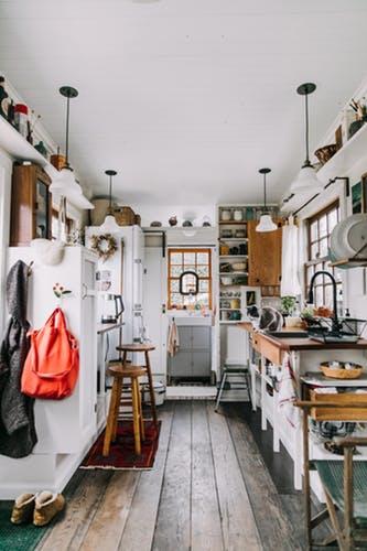 Tiny House Kitchens
