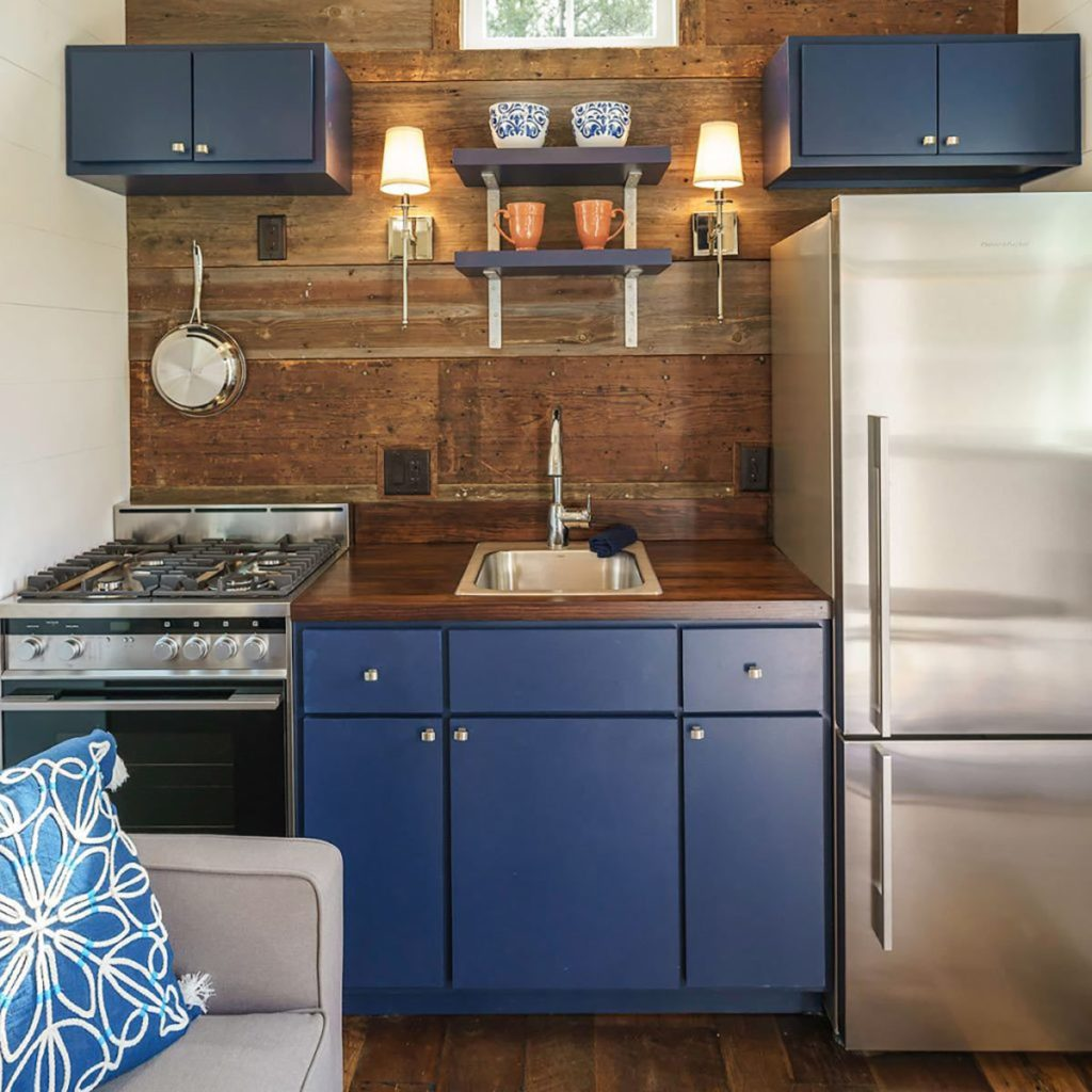 Beautiful Efficient Small Kitchens: The 11 Tiny House Kitchens That'll Make You Rethink Big