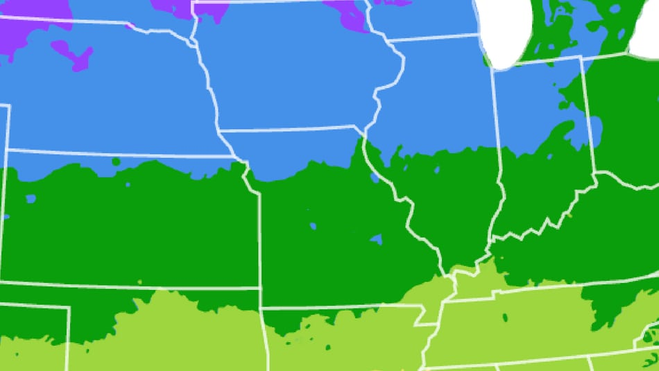 This Interactive Planting Hardiness Zone Map Is A Garden Saver - Us-plant-hardiness-zone-map