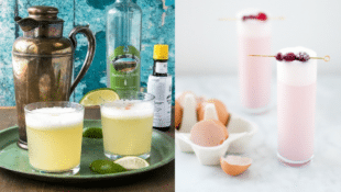 The Secret Behind Bartender's Putting Egg Whites in Cocktails + 5 Frothy Recipes