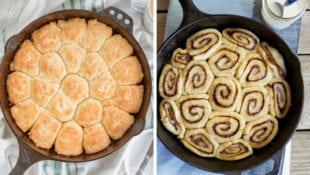 10 Gluten-Free Cast Iron Skillet Bread Recipes Everyone Can Enjoy