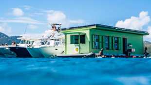 This Floating Taco and Cocktail Bar is Everything You've Dreamed Of