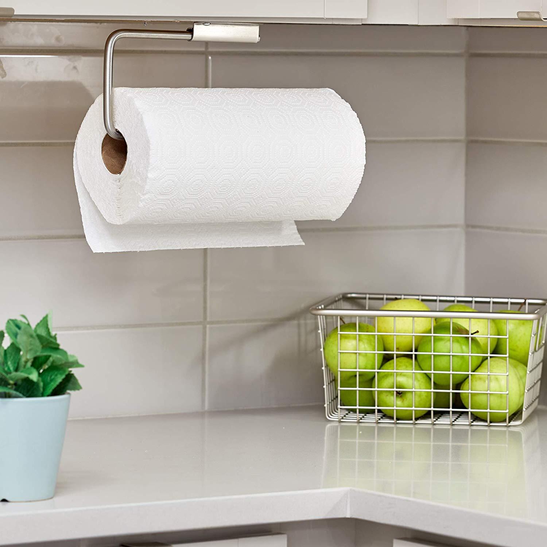 kitchen paper towel mount