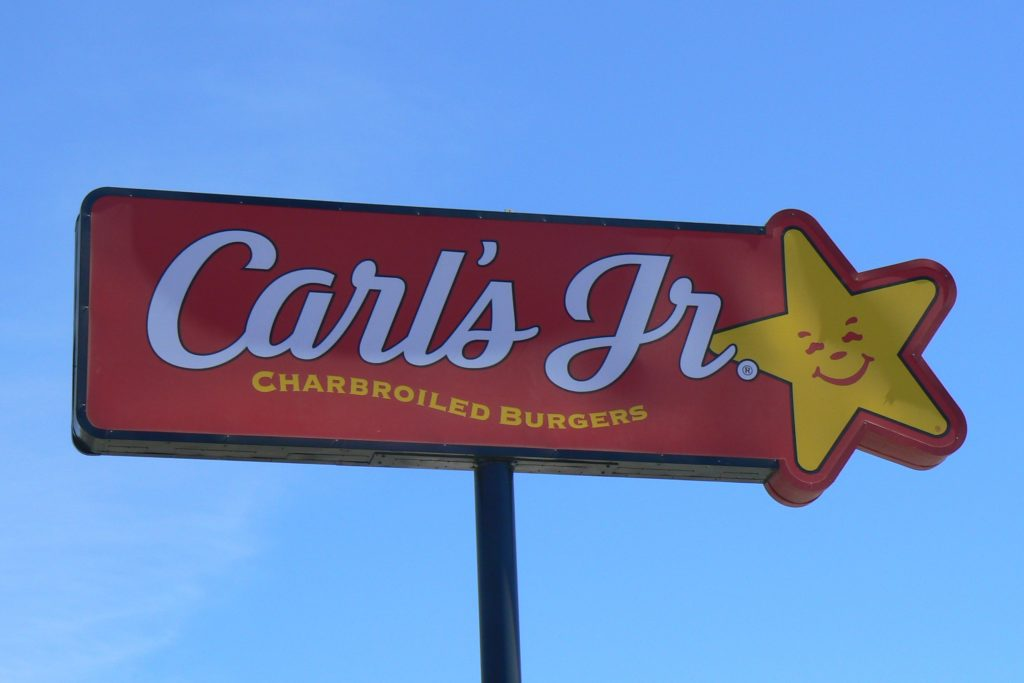 carl's jr and hardee's