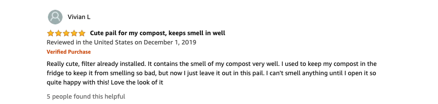 kitchen bin review