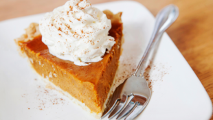 Fireball Pumpkin Pie