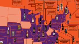 The Most Popular Pumpkin Beer in Every State in America