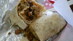 California Burritos Are Stuffed with French Fries and Guac